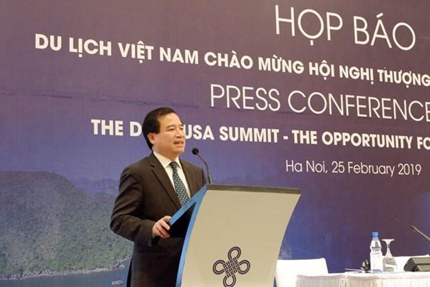 Ofrecen en Vietnam tours gratuitos para periodistas foraneos en ocasion de segunda Cumbre EE.UU.-RPDC hinh anh 1