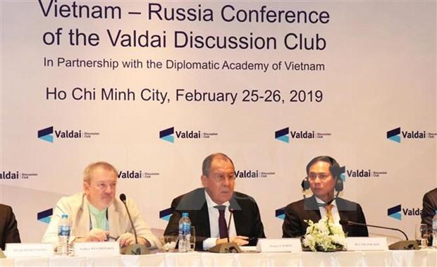 Efectuan seminario sobre cooperacion entre Vietnam y Rusia en medio de cambios globales hinh anh 1