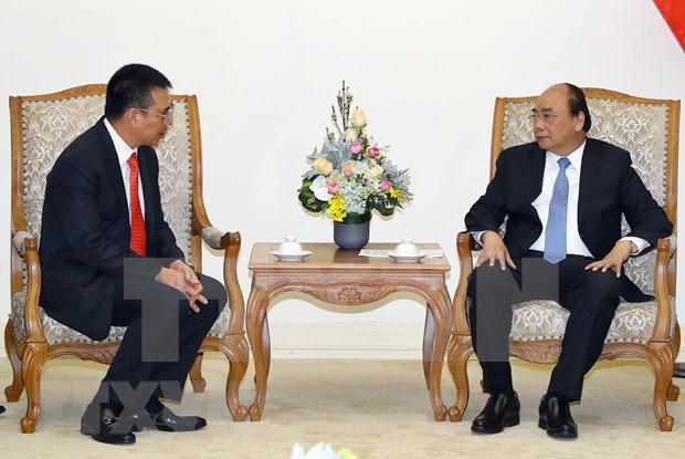 Exhorta premier vietnamita al grupo SCG a garantizar progreso del proyecto petroquimico hinh anh 1