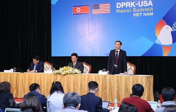 Vietnam aspira contribuir a la paz y estabilidad mundial, destaca vicecanciller hinh anh 1
