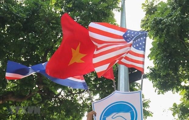 Resalta prensa singapurense preparativos de Hanoi para segunda Cumbre EE.UU.-RPDC hinh anh 1