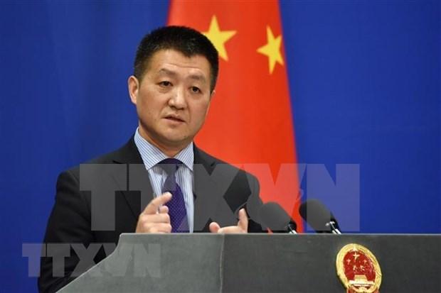 China desea exito de la Cumbre EE.UU. - RPDC hinh anh 1