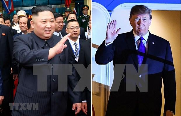 Afirma Corea del Sur que sera importante cualquier progreso en la segunda cumbre EE.UU.-RPDC hinh anh 1