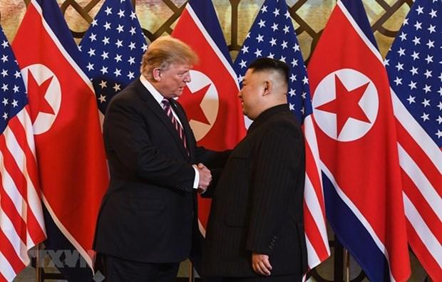 Presidente estadounidense insiste en que no revertira el proceso de desnuclearizacion hinh anh 1
