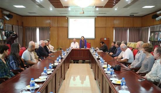 Destacan asistencia estadounidense a Vietnam en mitigacion de consecuencias de bombas hinh anh 1