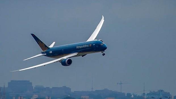 Reajusta Vietnam Airlines sus vuelos a Europa hinh anh 1