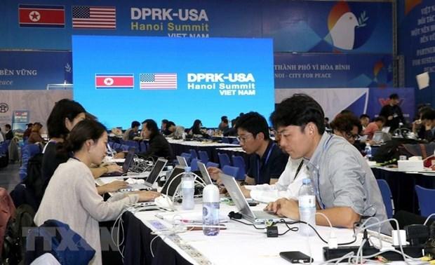 Vietnam mostro su capacidad para organizar eventos internacionales, dice portavoz hinh anh 1