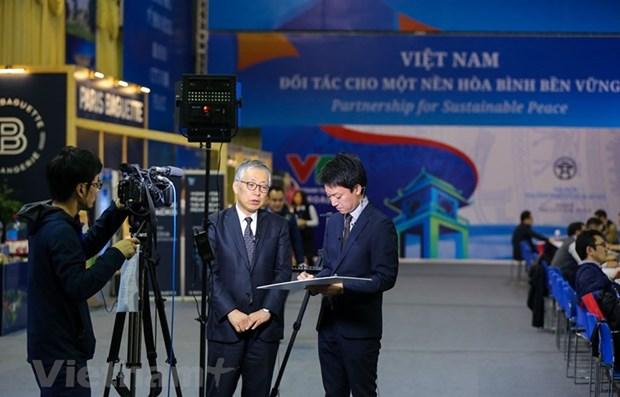 Ofrecen en Vietnam boletos aereos y alojamientos gratuitos a reporteros que cubren segunda Cumbre EE.UU.- RPDC hinh anh 1
