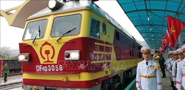 Segunda Cumbre EE.UU.-RPDC inspira a sudcoreanos viajar en tren a Vietnam hinh anh 1