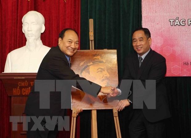 Asiste Vietnam a Laos en restauracion de importantes obras de arte hinh anh 1