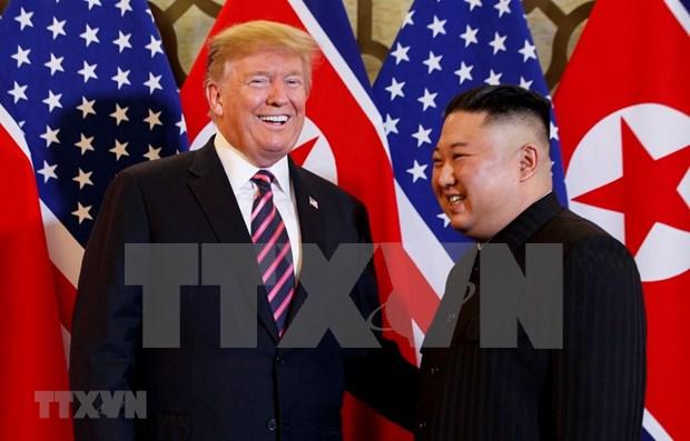 Apoya China la Cumbre EE.UU.-RPDC en Hanoi hinh anh 1