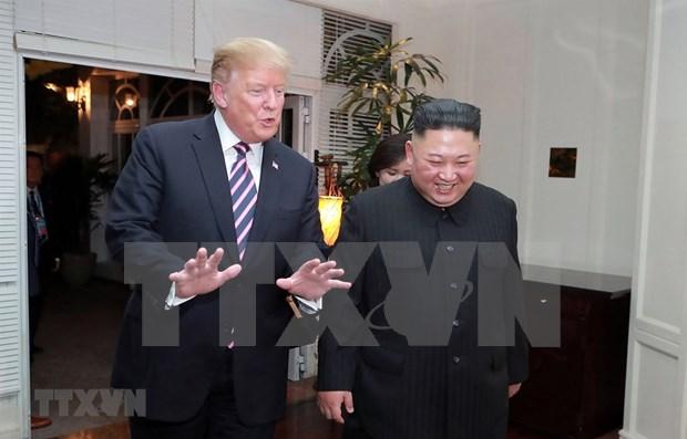 Expertos evaluan resultados de la Cumbre entre EE.UU. – Corea del Norte hinh anh 1
