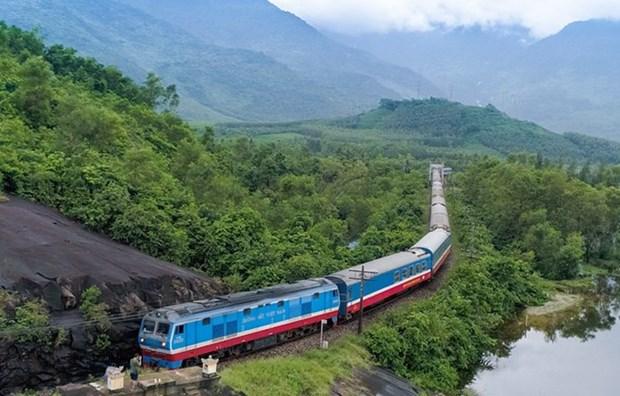 Coopera Corea del Sur con el desarrollo de servicios ferroviarios de Vietnam hinh anh 1