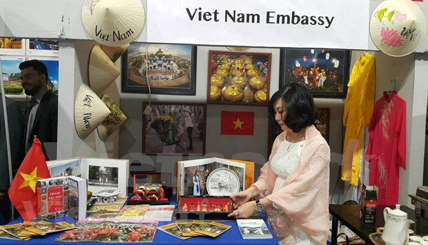 Promocionan imagen de Vietnam durante festival en Egipto hinh anh 1