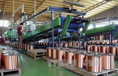 Se redujo en febrero indice de Produccion Industrial de Vietnam hinh anh 1