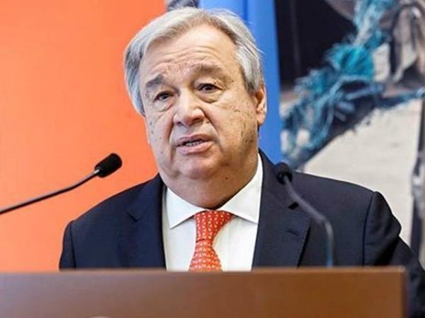 Secretario general de la ONU aprecio esfuerzo realizado en segunda Cumbre EE.UU.–RPDC hinh anh 1