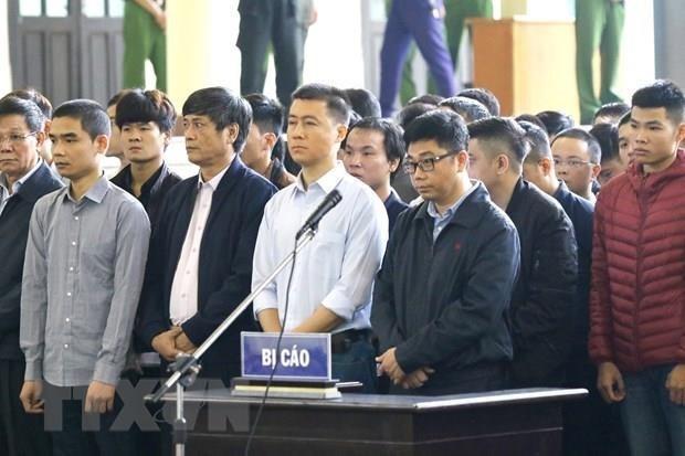 Abrira en Vietnam juicio de apelacion sobre caso de apuestas ilegales en linea hinh anh 1