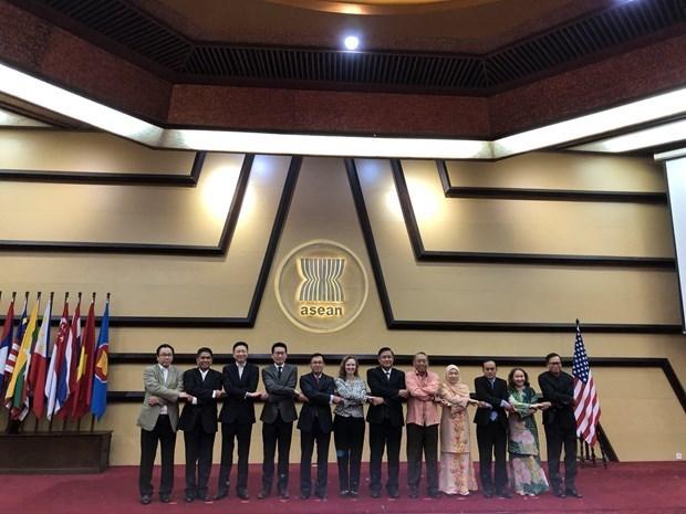 Confiere Estados Unidos importancia a cooperacion con ASEAN hinh anh 1
