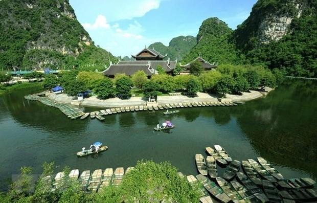 Expresan reporteros internacionales asombro ante belleza del complejo turistico Trang An hinh anh 1
