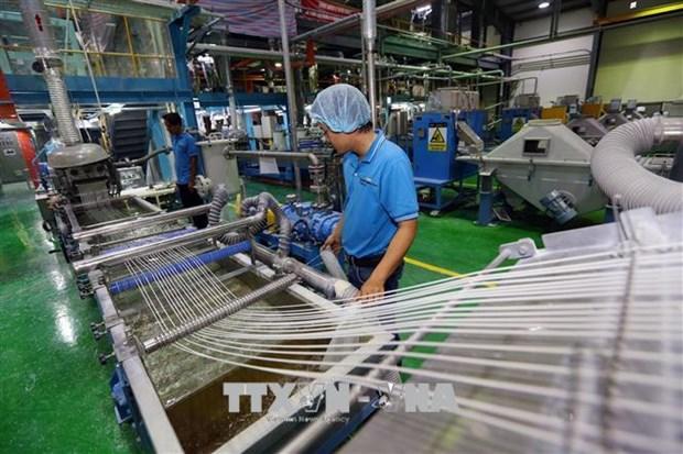 Inversion extranjera en Vietnam continua tendencia alcista en febrero hinh anh 1