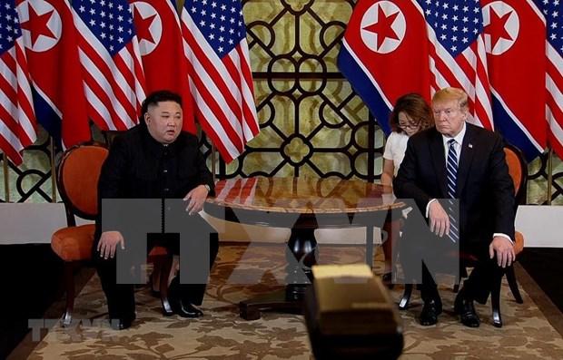Afirman expertos que segunda cumbre EE.UU.-RPDC creo base para avances futuros hinh anh 1