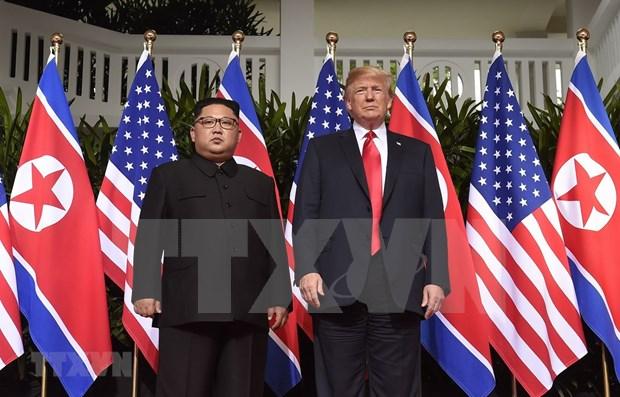Valora China de positivo resultado Cumbre EE.UU.-RPDC hinh anh 1