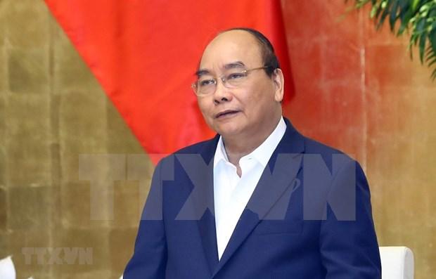 Premier aboga por promover desarrollo economico hinh anh 1