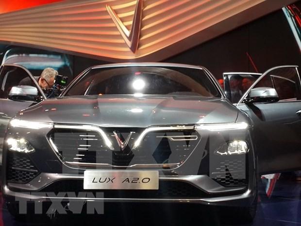 Pondran primeros automoviles vietnamitas a prueba en Europa hinh anh 1