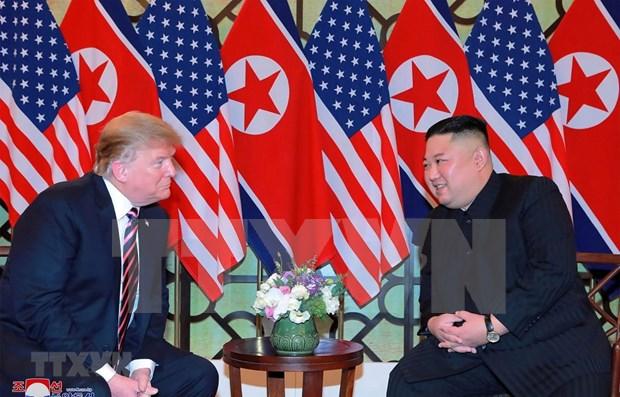 Indica experto que sanciones a Corea del Norte frustraron acuerdo en cumbre Trump-Kim hinh anh 1