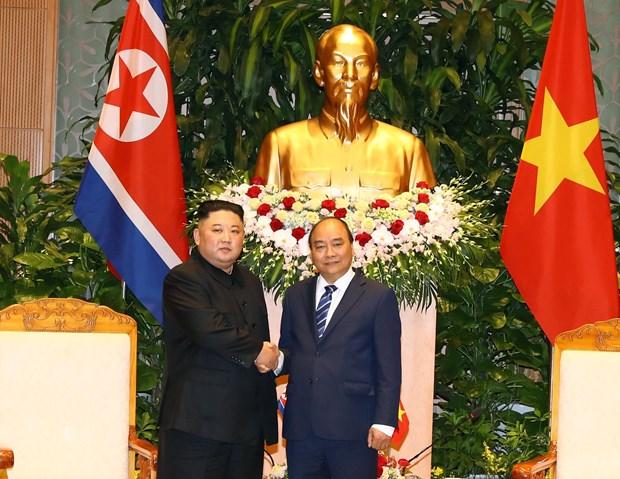 Vietnam y Corea del Norte robustecen colaboracion hinh anh 1