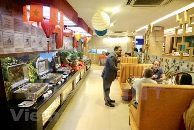 Celebran Semana de Gastronomia Vietnamita en Bangladesh hinh anh 1