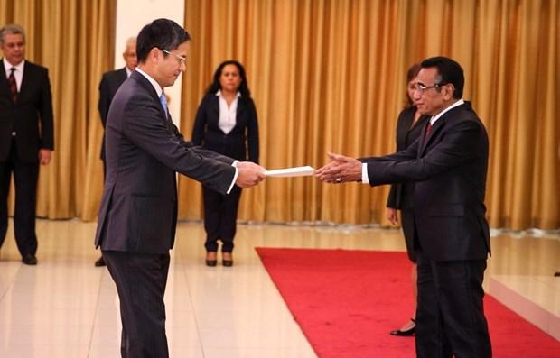 Timor Leste atesora la amistad con Vietnam, dice presidente hinh anh 1