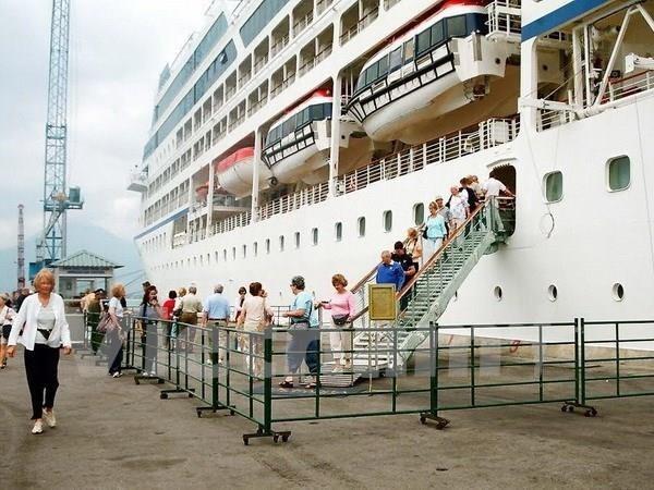 Preve recibir puerto vietnamita 40 cruceros en 2019 hinh anh 1