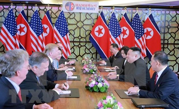 Erudito indio considera positivo exito de Cumbre EE.UU.-Corea del Norte hinh anh 1