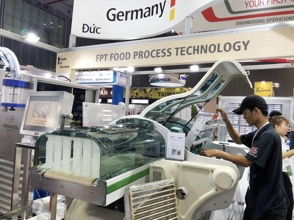 Se celebrara Exhibicion internacional de tecnologias de procesamiento y envasado de Vietnam hinh anh 1