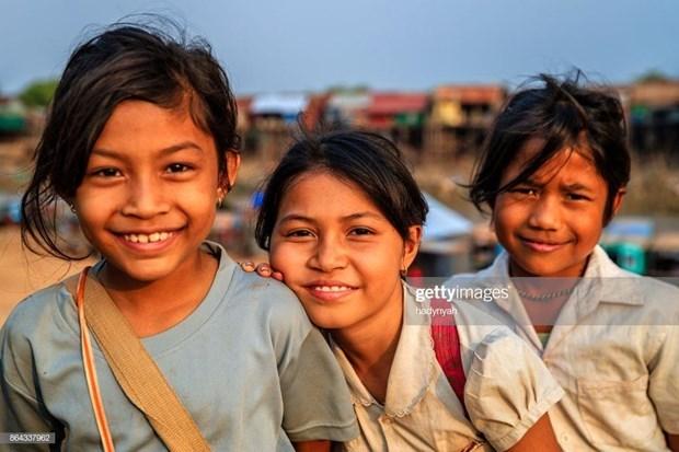 Realizan en Camboya censo nacional de poblacion hinh anh 1