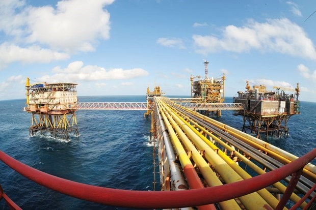 Reporta PetroVietnam ingresos por casi cinco mil millones de dolares en el primer bimestre de 2019 hinh anh 1