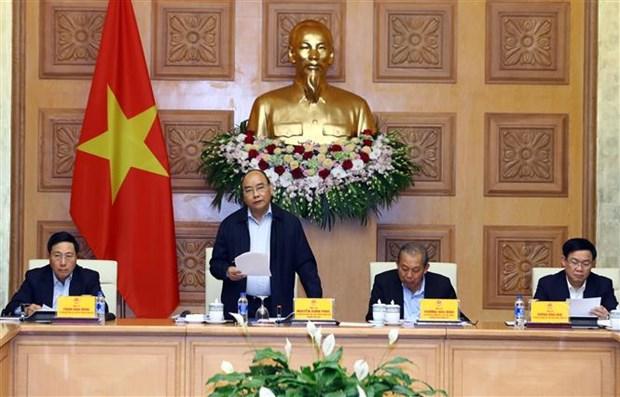 Pide premier de Vietnam asesoramiento para plan de desarrollo socioeconomico nacional hinh anh 1