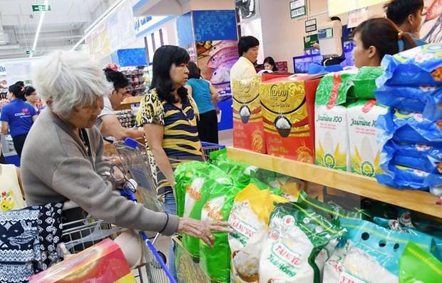 Subio en febrero Indice de Precios al Consumidor de Hanoi hinh anh 1