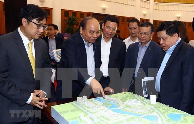 Enfatiza premier vietnamita importancia de establecer Centro de Innovacion y Creatividad hinh anh 1