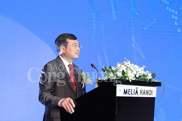 Efectuan programa de promocion comercial entre Vietnam y la Union Europea hinh anh 1