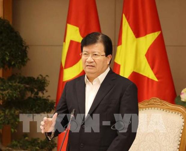 Vietnam continuara mejorando ambiente de inversion, afirma su vicepremier hinh anh 1