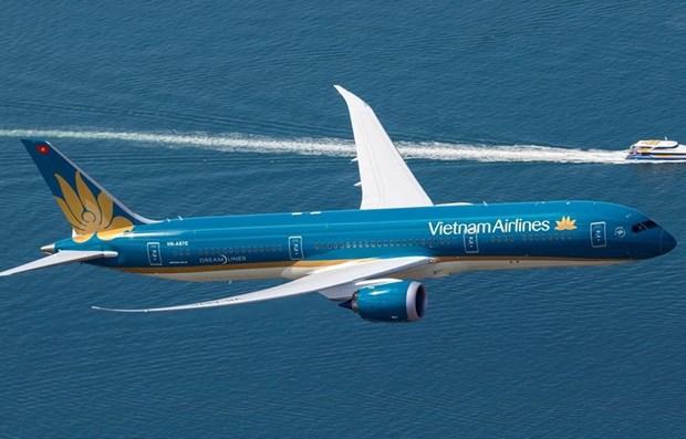 Ofrece Vietnam Airlines promocion para vuelos nacionales y extranjeros hinh anh 1