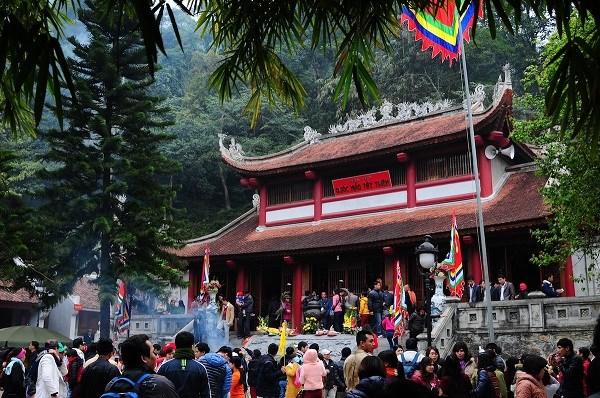 Espera Vietnam recibir gran cantidad de turistas durante el Festival de Primavera hinh anh 1
