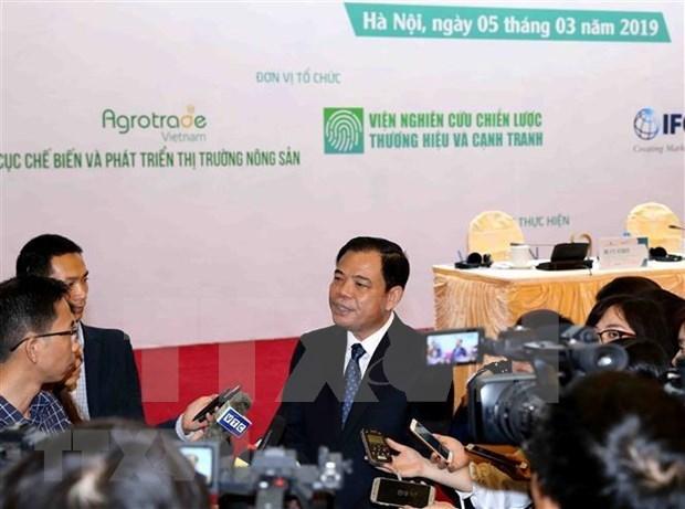 Vietnam busca desarrollar mercados para productos agricolas hinh anh 1