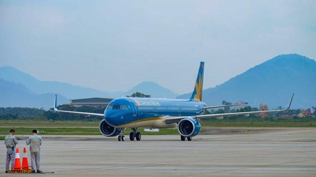Ampliaran en Vietnam el Aeropuerto Internacional Vinh hinh anh 1