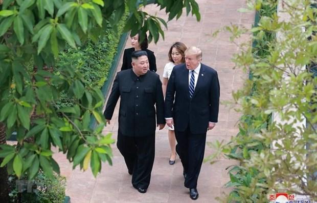 Elogian en Laos la organizacion por Vietnam de la cumbre EE.UU.- RPDC hinh anh 1