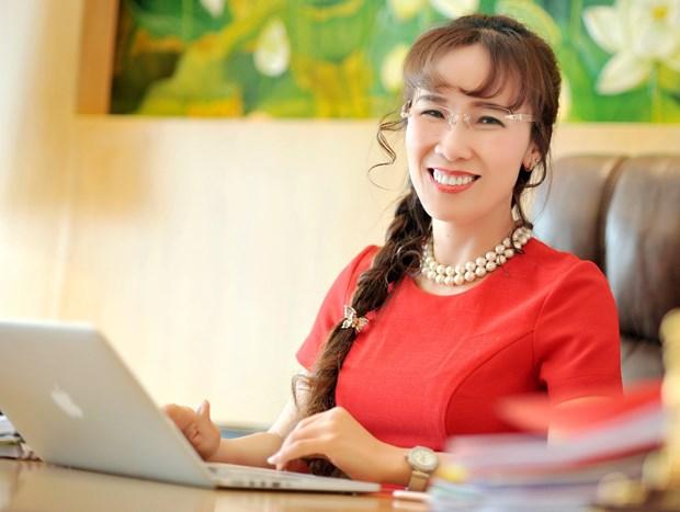 Incluye revista Forbes a cinco vietnamitas en lista de los mas ricos del mundo hinh anh 1