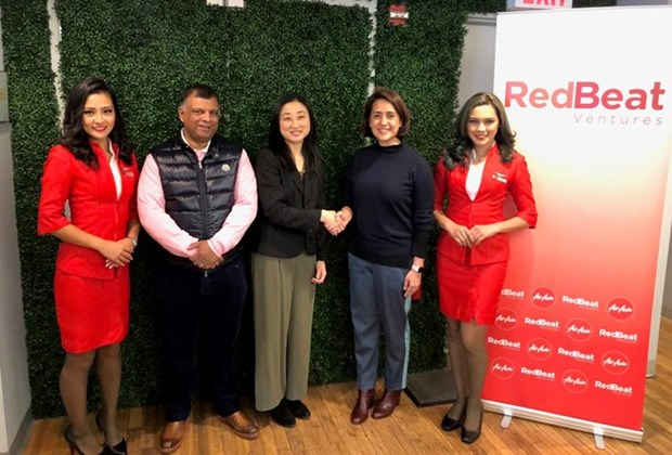 Invierte AirAsia Group en proyectos de empresas emergentes en Sudeste Asiatico hinh anh 1