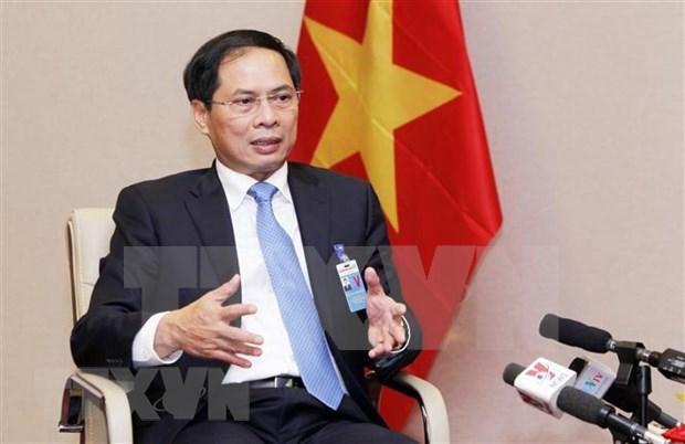 Valoran beneficios de acuerdo de libre comercio entre Vietnam y la Union Europea hinh anh 1